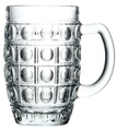 Pasabahce Beermug 500ml dimpled