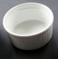 Vertex fluted Ramekin,147ml, 5oz