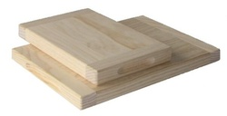 Wooden Kitchen Chopping Board, 480x340x35mm