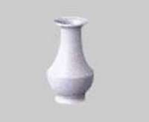 Patra White Candle Holder, 908-6508