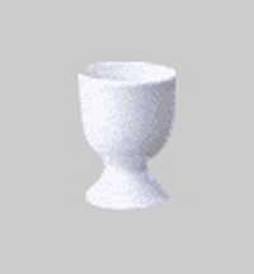 Patra White Egg Cup, 901-6506