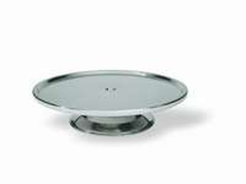 Cake Stand-S/S, 300mm, short base