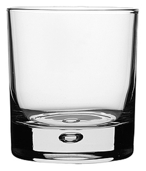 Pasabahce Centra O/F tumbler 330ml with thick base, 0074
