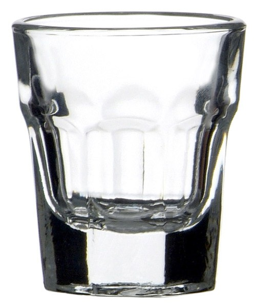 Pasabahce Casablanca Shot 37ml glass, 0100
