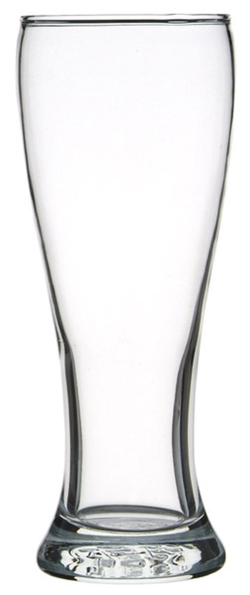 Crown Pilsener Brasserie 425ml beer glass, 0175