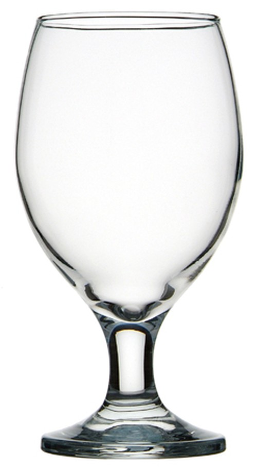 Bistro 385ml stem beer glass