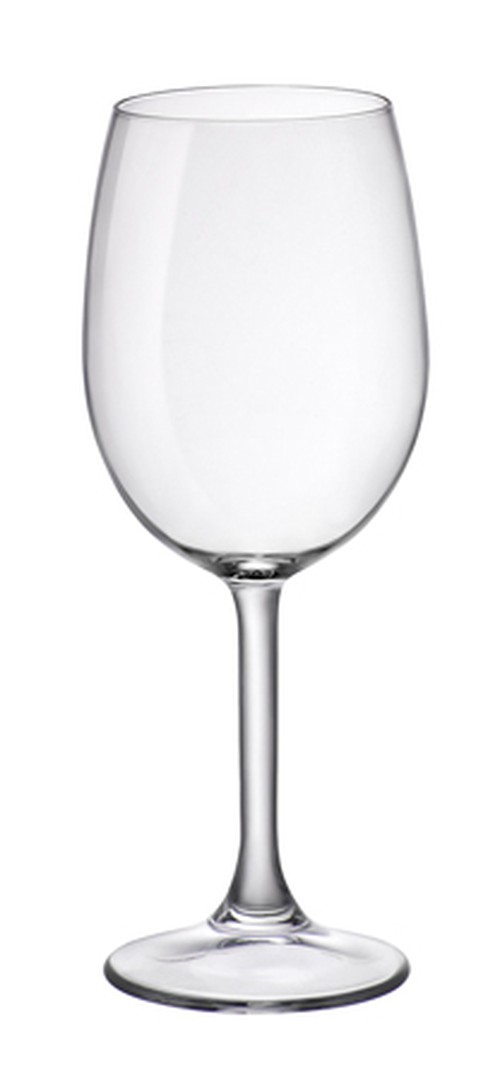 Bormioli Rocco Sara toughened wine glass, 360ml