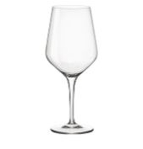 Bormioli Rocco Electra stemmed 650ml wine glass.