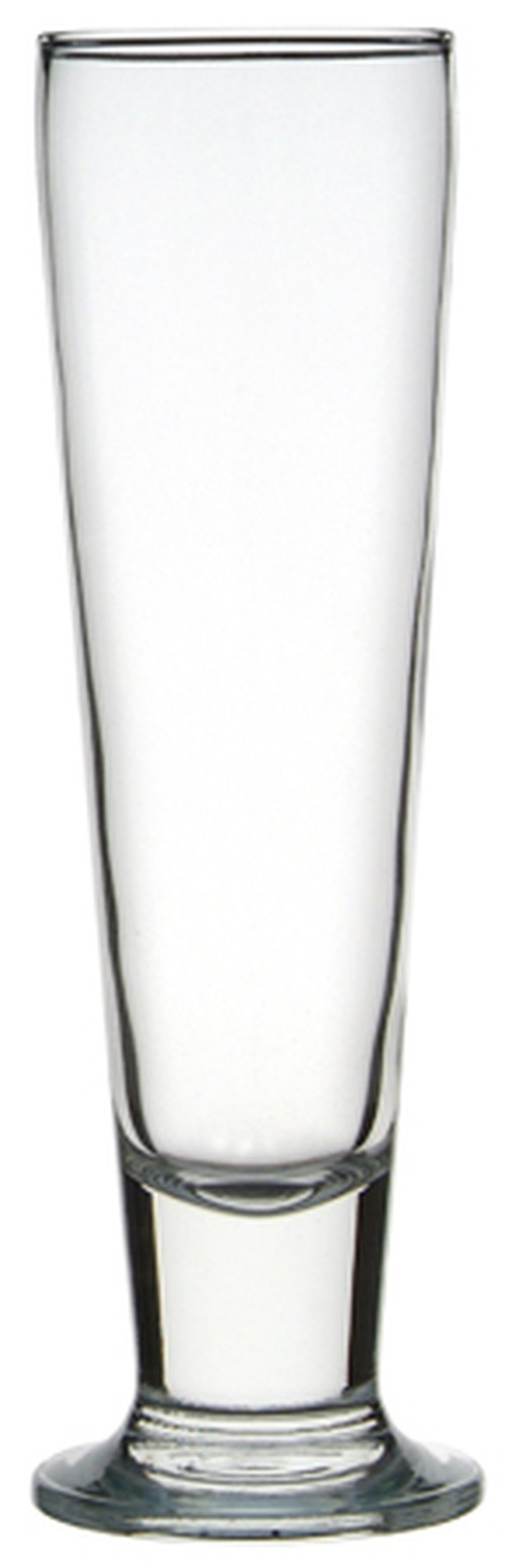 Pasabahce footed pilsener, 410ml, G793499