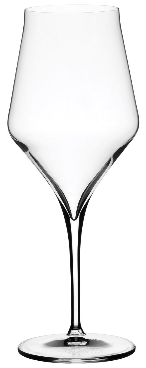 Luigi Bormioli Supremo Crystal SON.hyx 550ml stem wine glass