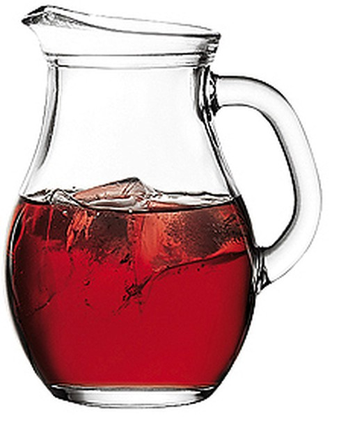 Pasabahce Bistro 250ml jug with pour lip