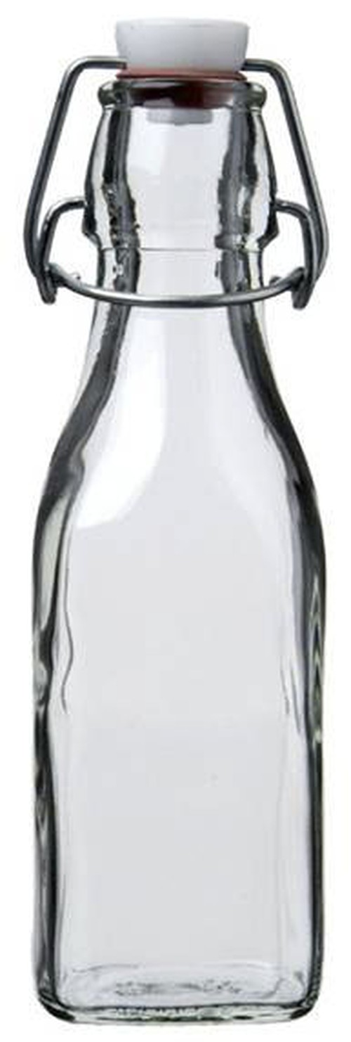 Bormioli Rocco Swing bottle 250ml with stopper, 9457