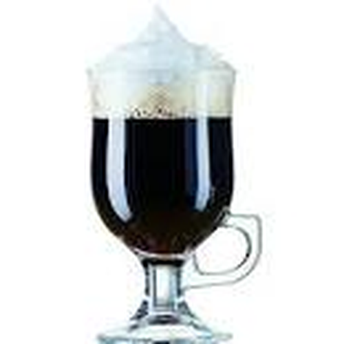 Arc Irish Coffee Curved Side, with low Handle 240.ml, 37684