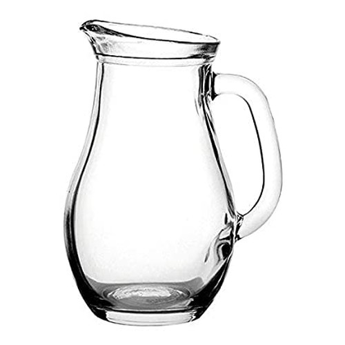 Pasabahce Bistro 1.80L jug with pour lip, 4820