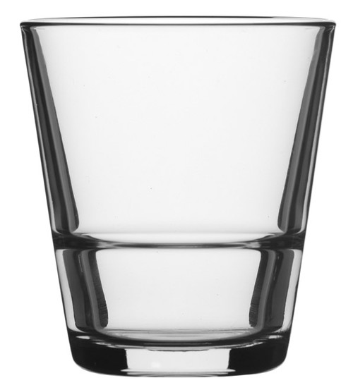 Pasabahce Grande O/F stackable toughened tumblers, 310ml, 0115