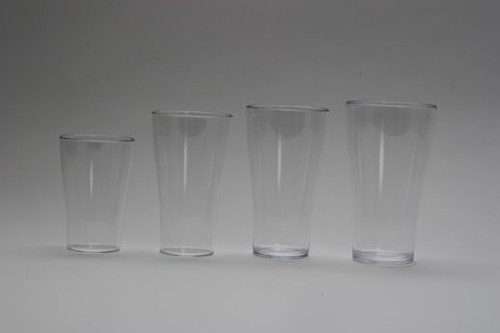 Polycarbonate Conical Beer Tumbler 425ml, 1425