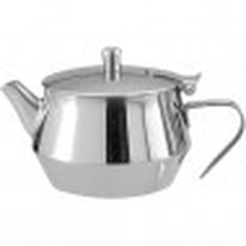 Stainless Steel Teapot, 600ml