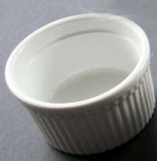 Vertex fluted Ramekin, 207ml, 7oz