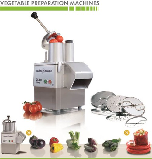 Robot Coupe Vegetable Preparation unit CL 50 Ultra