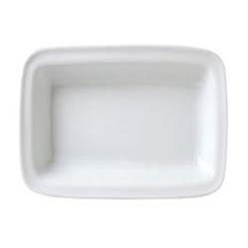 Vertex rectangle cook & display bowl, 330x260x50mm, ARG-HF