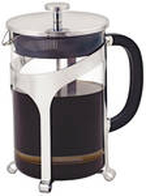Avanti Cafe Press 12 Cup Plunger Coffee Maker, 1.5L, 15530