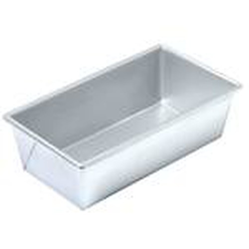 Chicago Metallic Commercial 454ml Bread Loaf Pan, uncoated, 41801