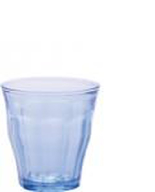 Duralex Picardie Light Blue tint Tumbler, 330ml.