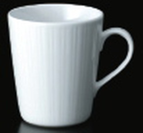 Patra White Coffee Mug, 300ml, 906-2417