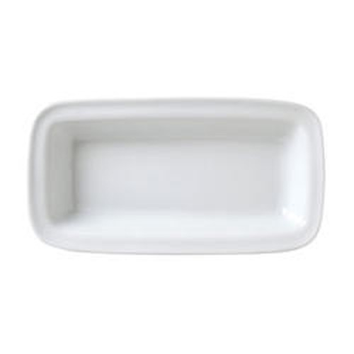 Vertex rectangle cook & display bowl, 330x260x50mm