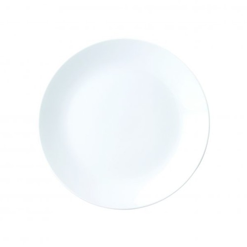 Royal Porcelain Round Coupe Plate,260mm
