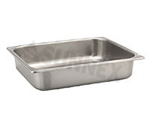 Sunnex Gastronorm food pan solid, 1/2 size, 65mm deep
