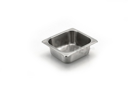 Sunnex Gastronorm food pan solid, 1/6 size, 65mm deep