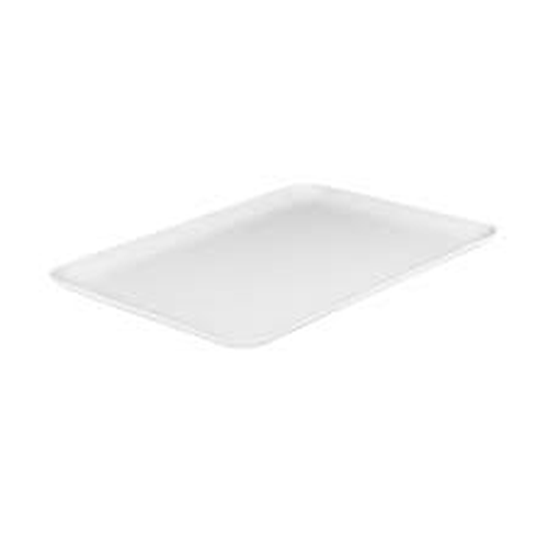 Melamine Rectangular Coupe Platter, 395x285mm