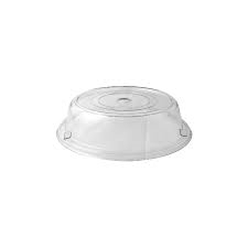 Plate cover clear polycarbonate, flat lidded, 312mm, 69605