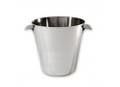 Wine bucket, 18/8 stainless steel, 165mm dia.