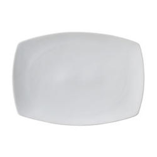 Vertex Ventana rectangular coupe platter, 360x255mm