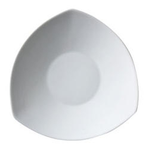 Vertex Ventana Triangle rim edged bowl, 285mm.